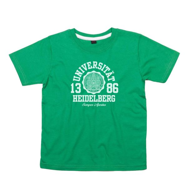 Kids T-Shirt, green, marshall
