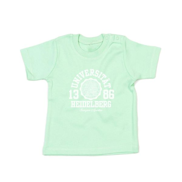 Baby T-Shirt, mint, marshall