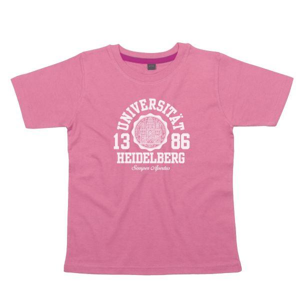 Kids T-Shirt, pink, marshall