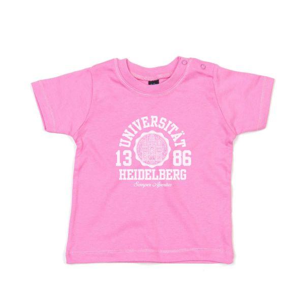 Baby T-Shirt, pink, marshall