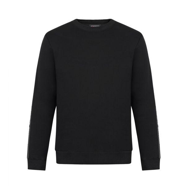 Limited Kids Sweatshirt, black, tape
