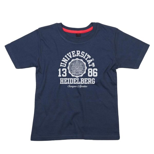 Kids T-Shirt, navy, marshall